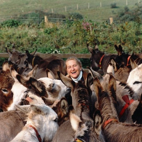 DrElisabethSvendsen - oprichter Donkey Sanctuary