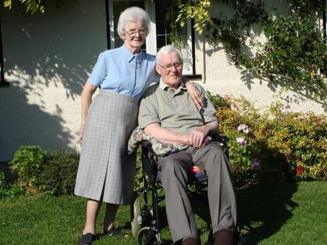 Grootouders van Emma