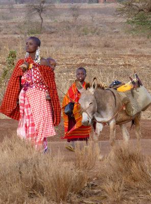 The Donkey Sanctuary - Stop het Stropen - Tanzania